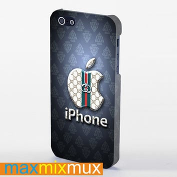 Gucci Iphone iPhone 4/4S, 5/5S, 5C Series Full Wrap Case