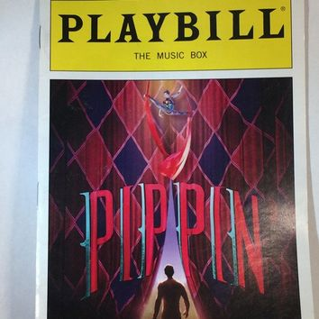 Pippin Playbill