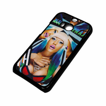 NICKI MINAJ HTC One M8 Case Cover