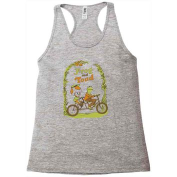 frog & toad Racerback Tank