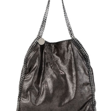 Falabella Metallic Big Tote - Stella McCartney