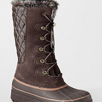 Women's Hillary Tall Snow Boots from Lands' End