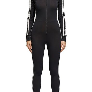 adidas Stage One-Piece Track Suit | Nordstrom