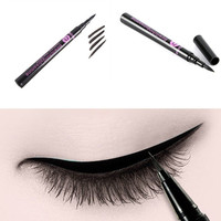 Black Waterproof Eyeliner Liquid Eye Liner Pen Pencil Makeup Beauty