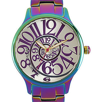 BetseyJohnson.com - IRIDESCENT WATCH MULTI