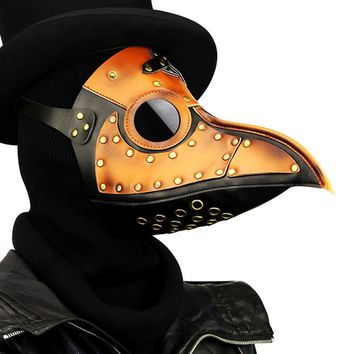 *steampunk Plague Doctor Mask