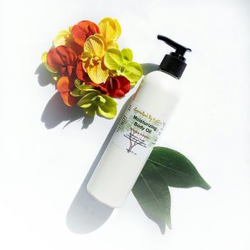 Moisturizing Body Oil - 8oz