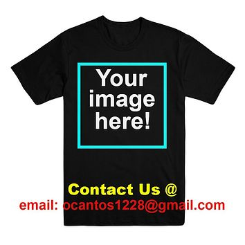 Design Your Tee Fully Customize it!!
