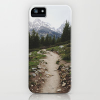 Teton Trail iPhone & iPod Case by Kevin Russ