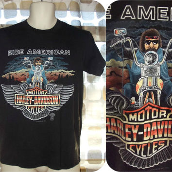 d57743cc58 Best Vintage Harley Davidson Motorcycle T Shirts Products on Wanelo