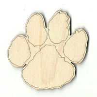 South Carolina Unfinished Laser Cut Wood Shape SPT307