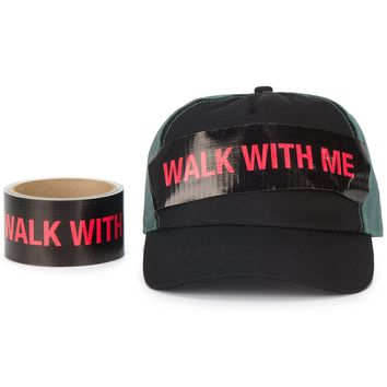Walk With Me Hat by RAF SIMONS