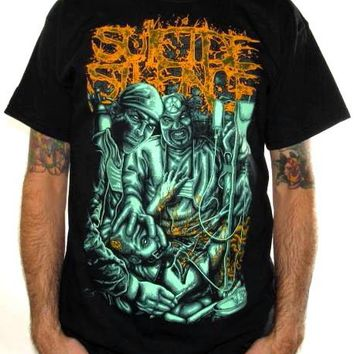 Suicide Silence T-Shirt - Autopsy