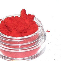 "Matte Red Eyeshadow 3 Gram Sifter Jar  ""FATALITY"""