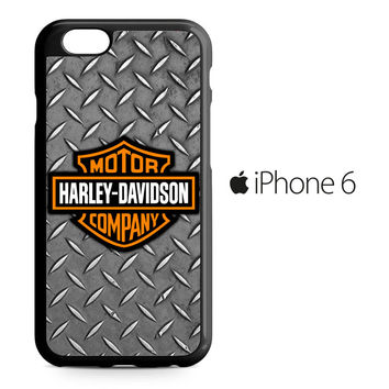 Harley Davidson Logo iPhone 6 Case