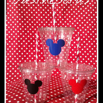 12/12OZ Mickey Party Cups/Mickey Mouse Party Cups/Mickey Mouse Cups/Mickey Party Favors/Kids Cups/Kids Party Cups/Mickey Mouse Party Cups