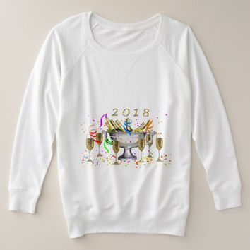 2018 Celebration Plus Size Sweatshirt