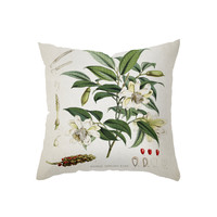 Botanical Bliss Pillow