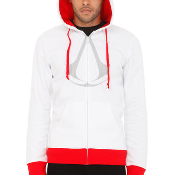 Assassin's Creed: Revelations Ezio Zip Hoodie | Hot Topic