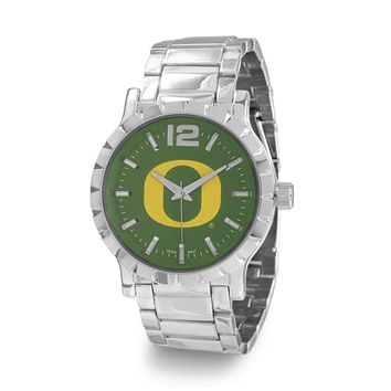University of Oregon Officially Licensed Men's Watch