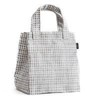 Lunch + Pie Tote - Woven Grey