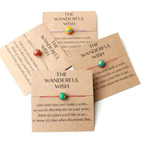 The Wanderful Wish Bracelet