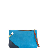 J.W.Anderson Pierce Patchwork Clutch Bag