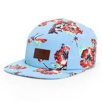 Star Wars x Vans Yoda Aloha 5 Panel Hat