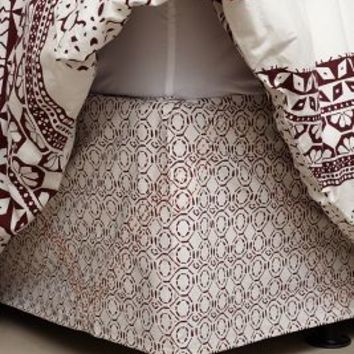 Skirt Size Bedding by Anthropologie