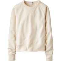 WOMEN IDLF LONG SLEEVE SWEAT PULLOVER | UNIQLO