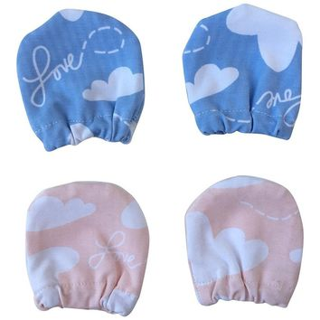Baby Mittens - Love is in the Air Collection