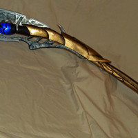 Avengers Loki's Scepter by QEProps on Etsy