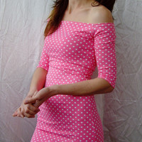 $30.00 Sexy and Feminine Dress Super Comfy Mini Dress by Cvetinka