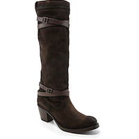 Frye Jane Strappy Tall Boots