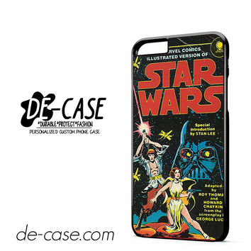 Star Wars Cover Movie DEAL-9995 Apple Phonecase Cover For Iphone 6/ 6S Plus