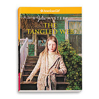 American Girl® Dolls: The Tangled Web: A Julie Mystery - Paperback