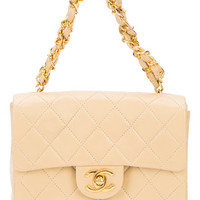 Chanel Vintage Mini Quilted Flap Bag - Farfetch
