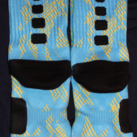 KD V N7 Custom Nike Elite Socks