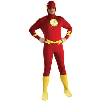 Men's Costume: Flash | Medium