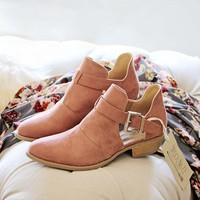 Eddie Rose Booties