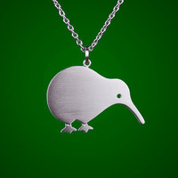 Little Kiwi Necklace