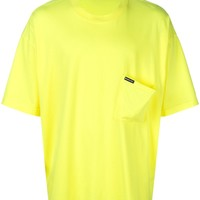 Neon Oversize Pocket T-Shirt by Balenciaga