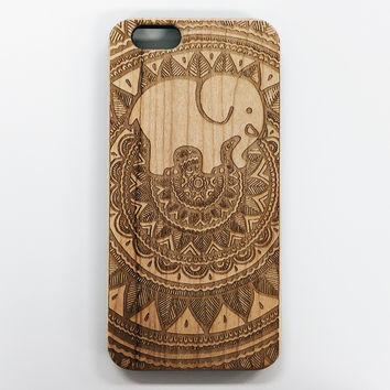 Engraved Bamboo Ella Phone Case