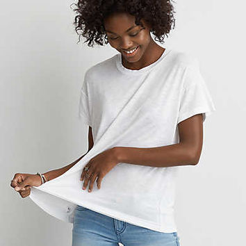 AEO Favorite T-Shirt , White