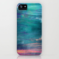 Ocean Sky iPhone Case by Amy Sia | Society6