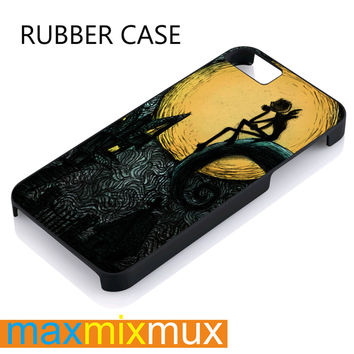 Nightmare Before Christmas Jake iPhone 4/4S, 5/5S, 5C, 6/6 Plus Series Rubber Case