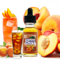 Peach Iced Tea - Snap E Liquid