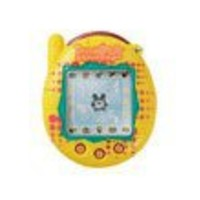 Tamagotchi Connection: Version 3 - Yellow with Purple Dots