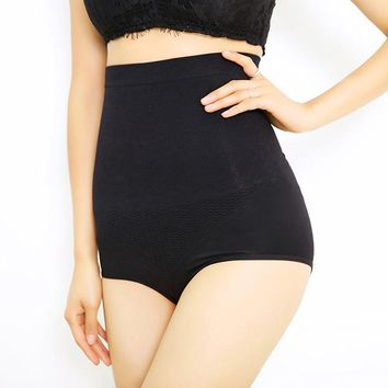 CIVS-568 2017 new high quality seamless high waist body shapers underwear control panties