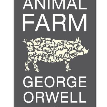 Animal Farm Paperback Book